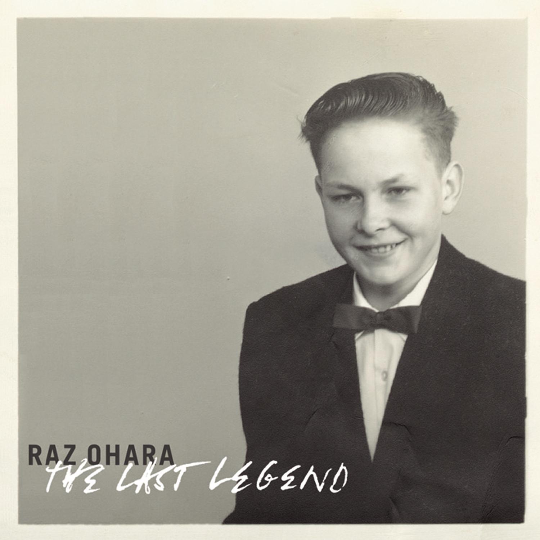 Raz Ohara - The Last Legend